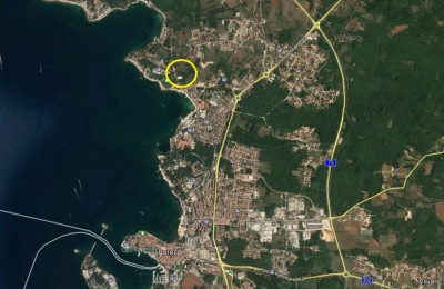 Building land in an attractive location in Porec