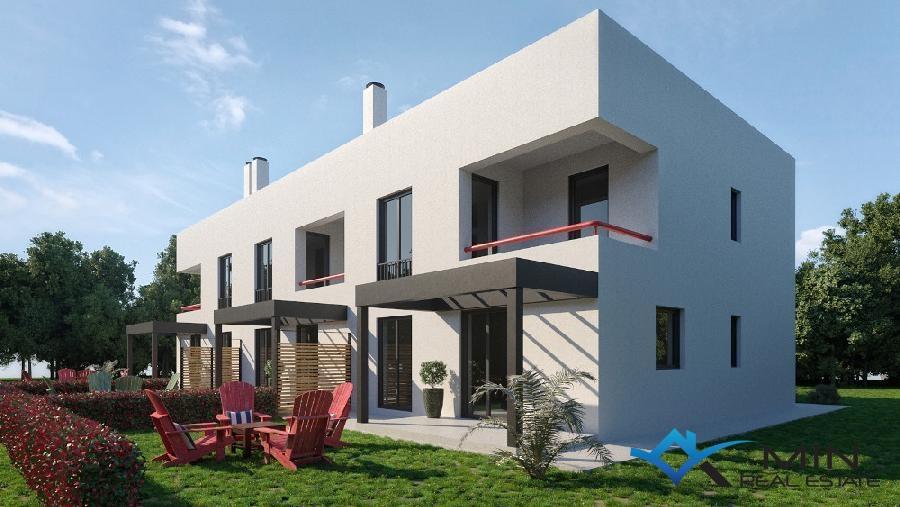 Haus Mit Dachterrasse In Novigrad 00522 Min Immobilienagentur In