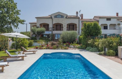 Luxury stone villa near Porec