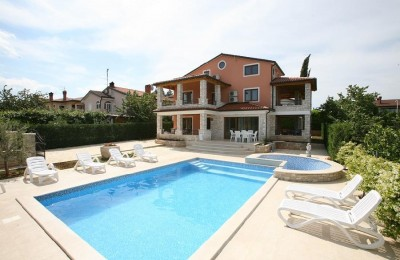 Villa with Pool in Plovania