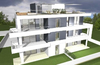 Big Apartment in Karpinjan - Novigrad